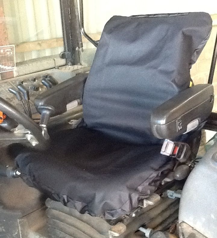 Caterpillar Tractor Seat Cover