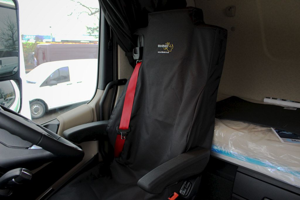 Seat Covers For Trucks >> Iveco Truck Seat Cover