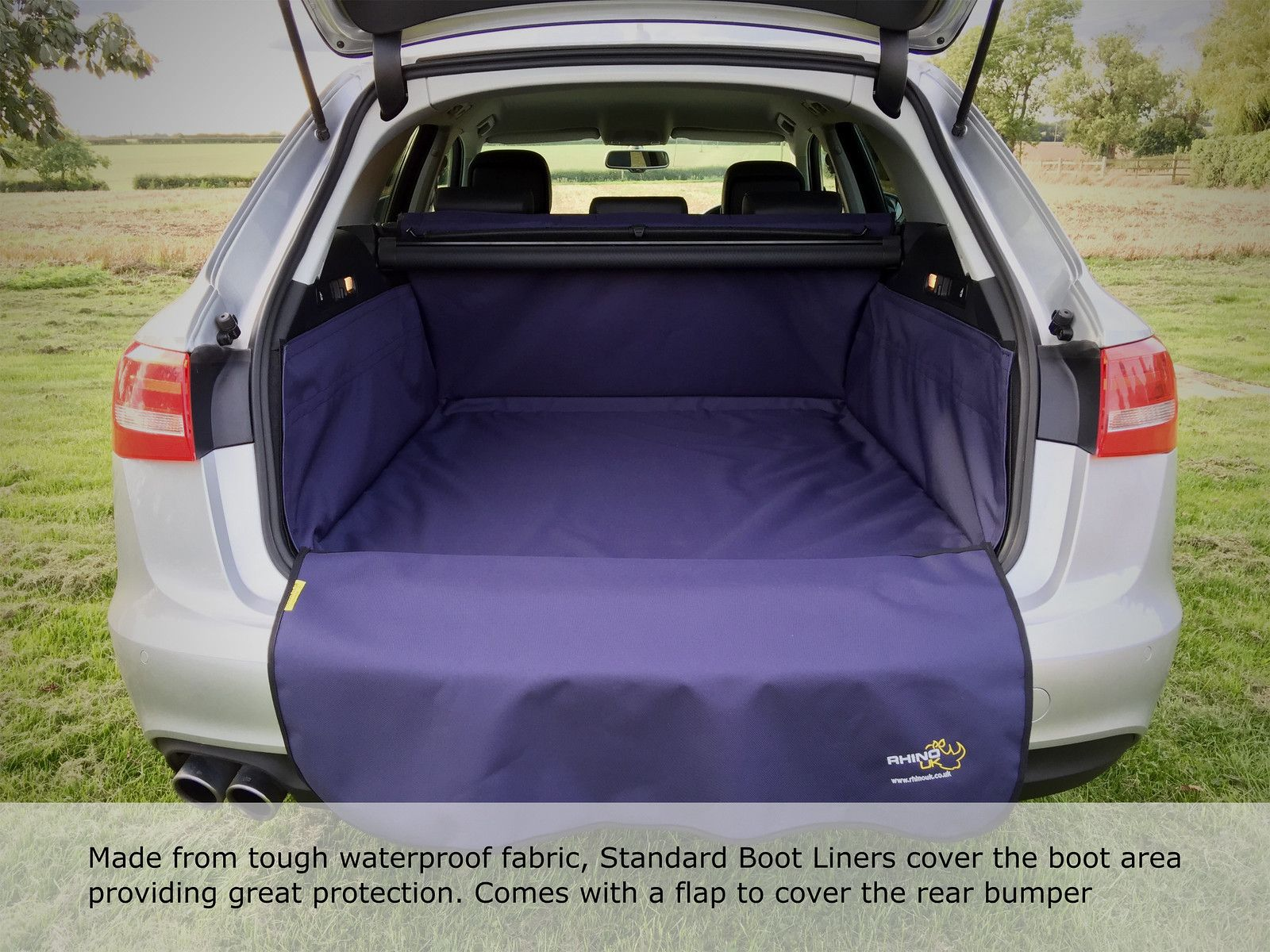 Subaru Boot Area Liner